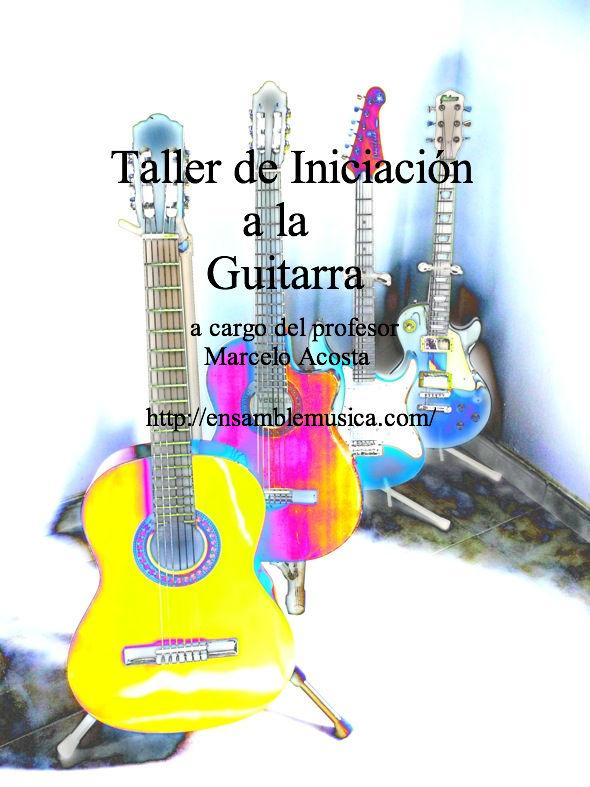 1 Taller Guitarra