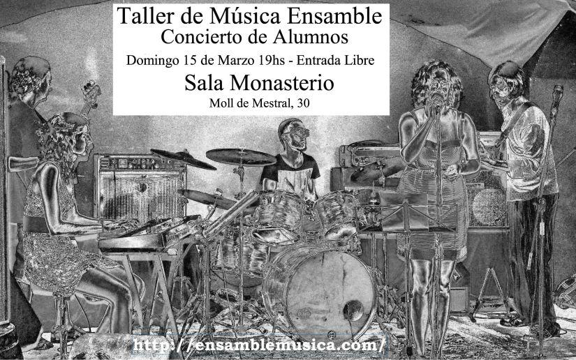 Concierto Monasterio 15-03-15